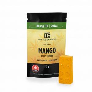 Mango Jelly Bomb