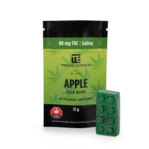 Apple Jelly Bomb