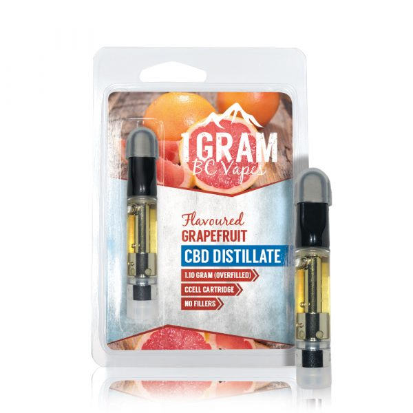 CBD Grapefruit