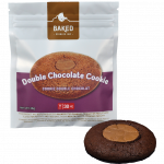 Double Chocolate Cookie Baked Edibles