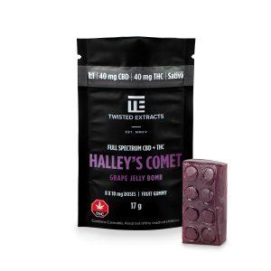 Grape Jelly Bomb