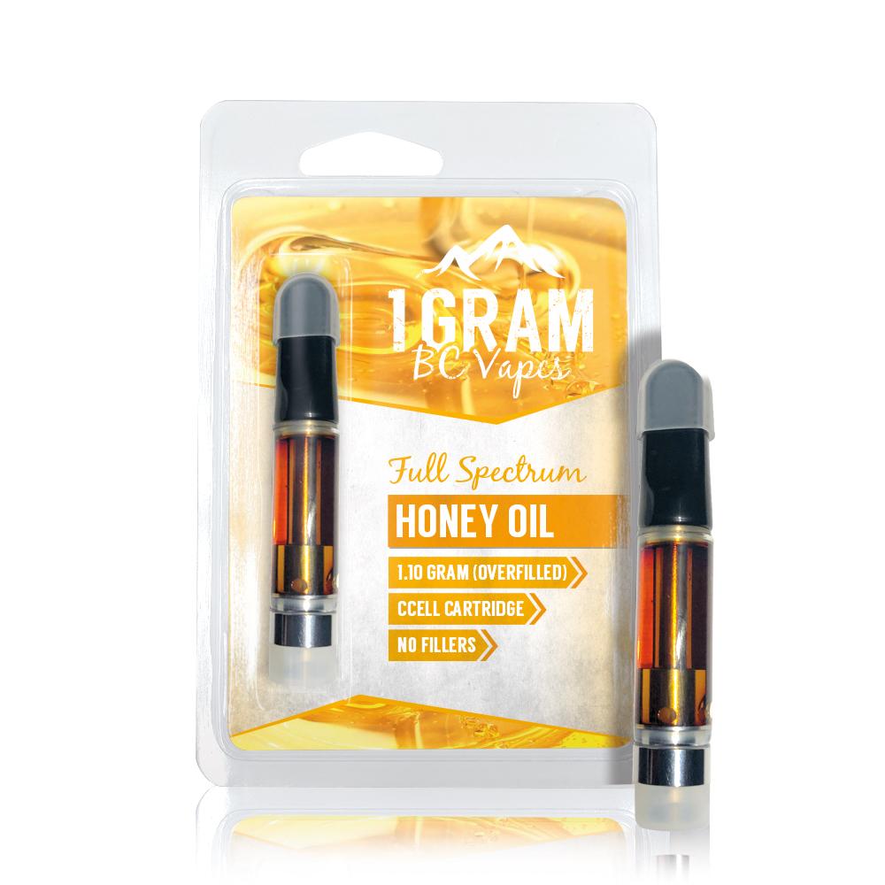 Honey Oil