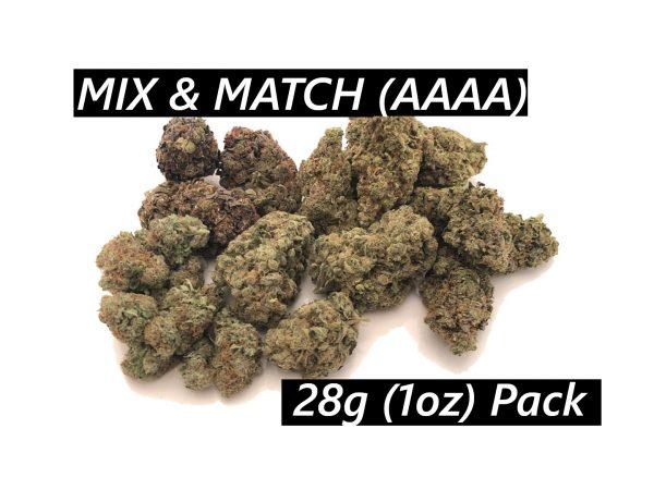 Mix And Match AAAA 1oz