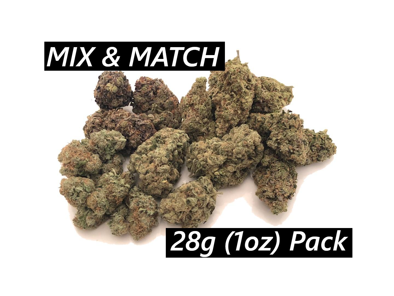 Mix And Match Oz