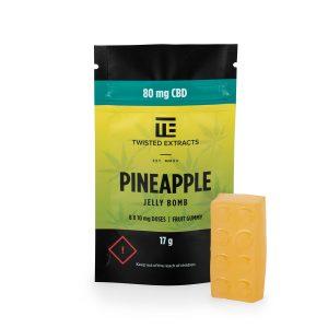 Pineapple Jelly Bomb