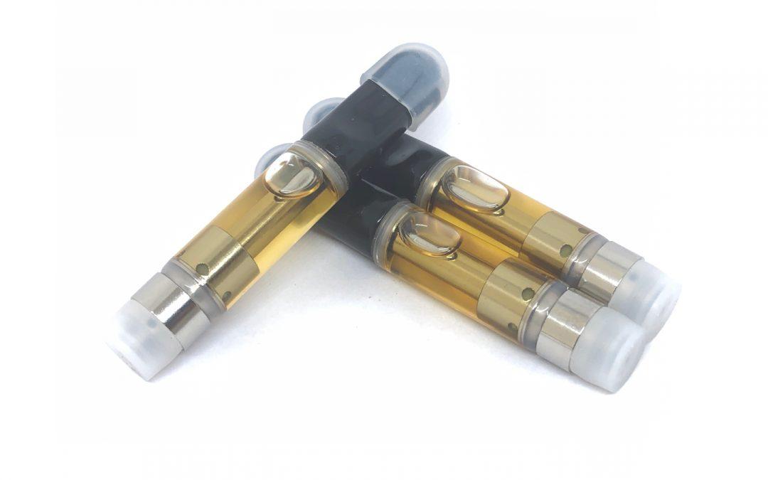 10 Togo 1g THC Distillate Cartridges – Mix and Match