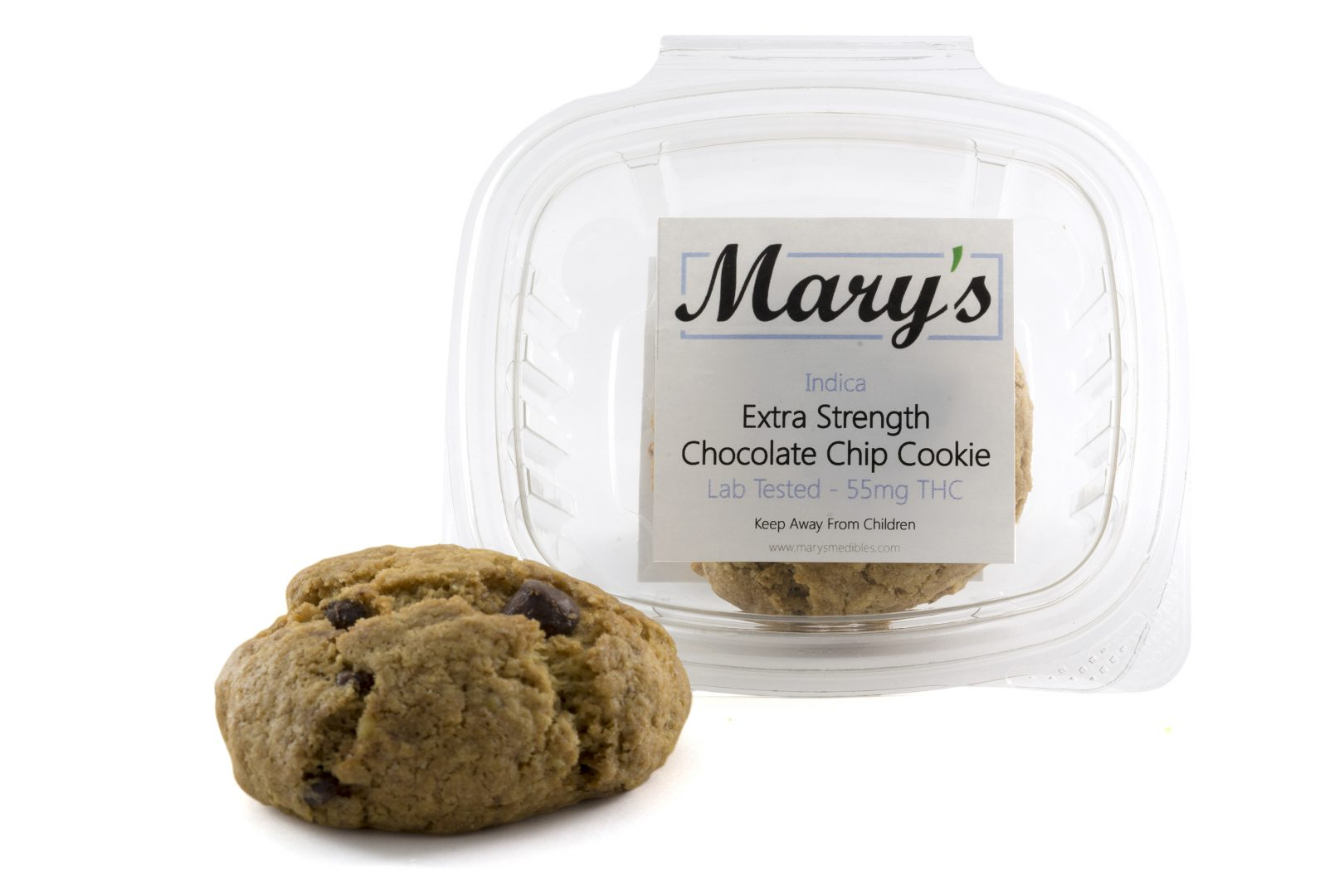 Marys Chocolate Chip Cookies