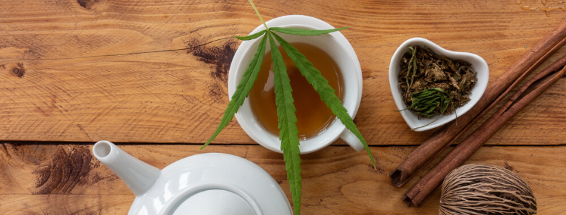 How Does the Weed Tea Work