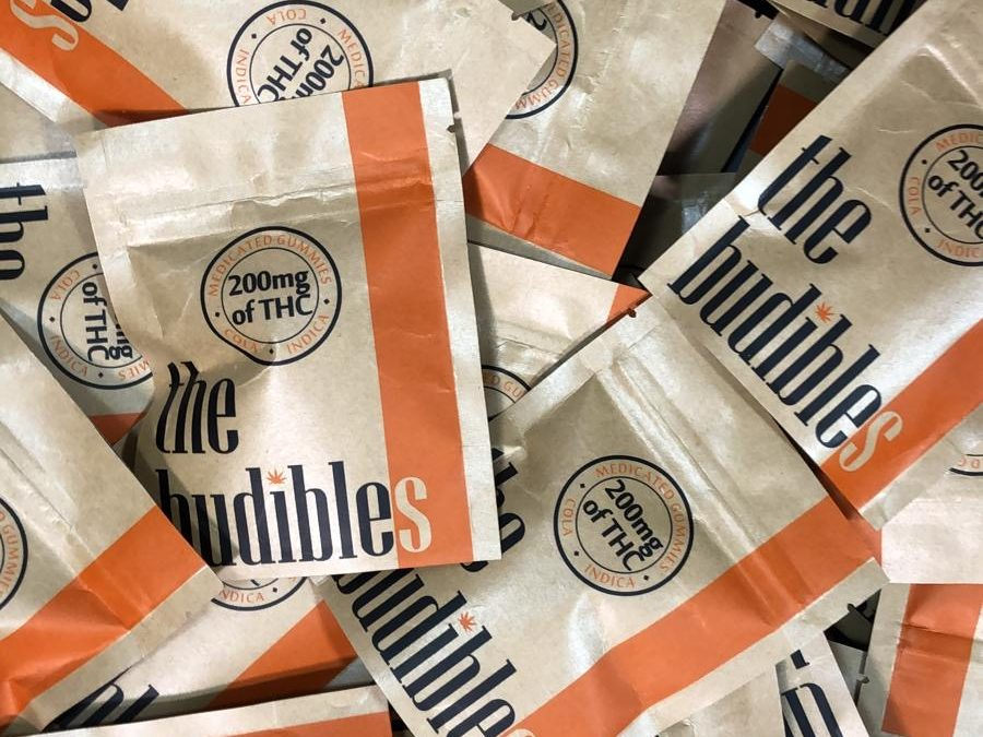 Cola Bottles (200mg) by The Budibles