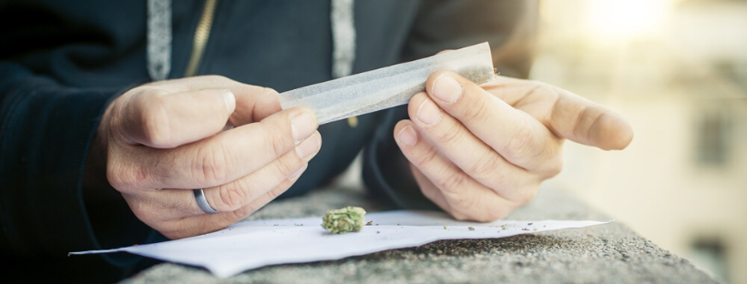 Pack the Joint Paper with Your Weed